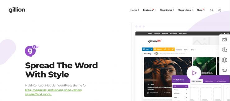 Gillion-top-best-premium-SEO-friendly-WordPress-themes-EverestThemes