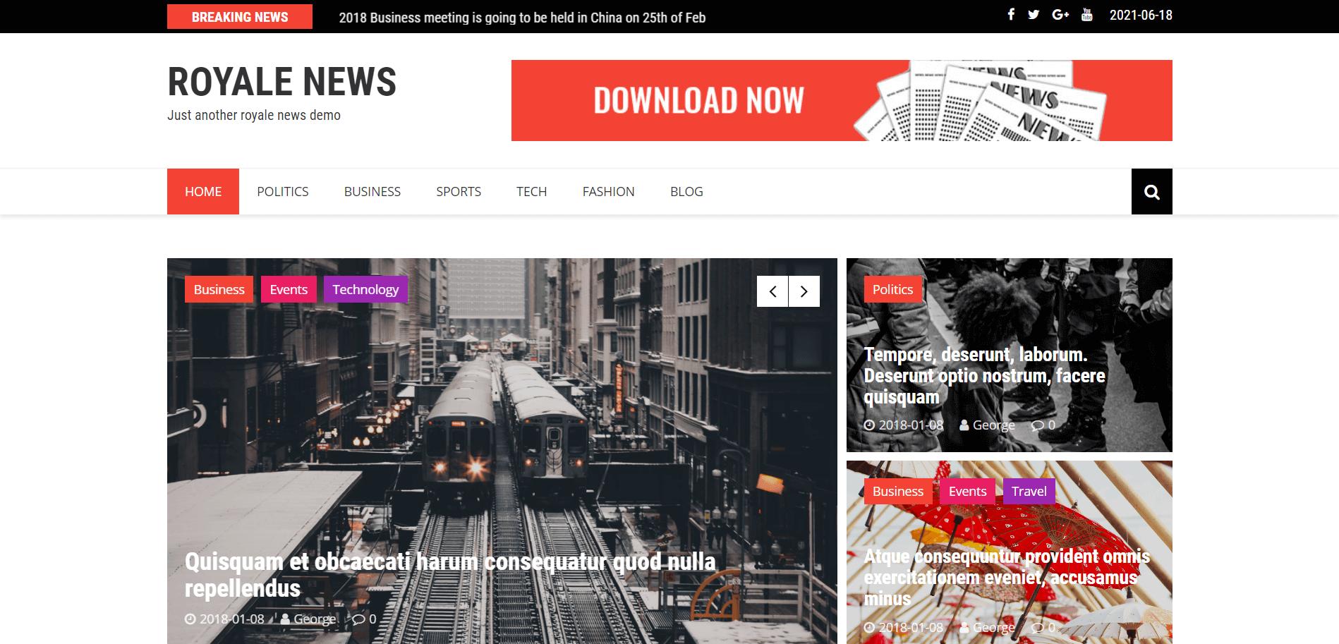Royale-News-premium-seo-friendly-news-WordPress-themes-EverestThemes