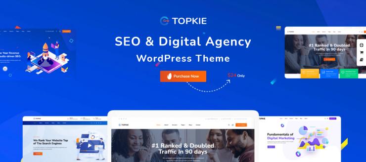 Topkie-best-premium-seo-friendly-WordPress-themes-EverestThemes