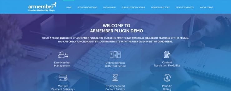 ARMember-top-best-paid-membership-WordPress-plugins-EverestThemes