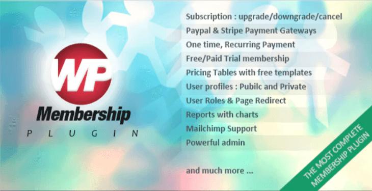 WP-Membership-top-best-paid-premium-WordPress-themes-EverestThemes