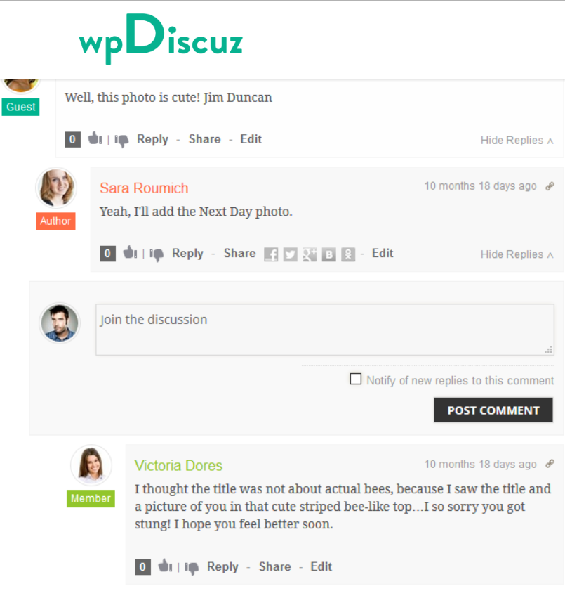 WordPress Plugins For Blogging