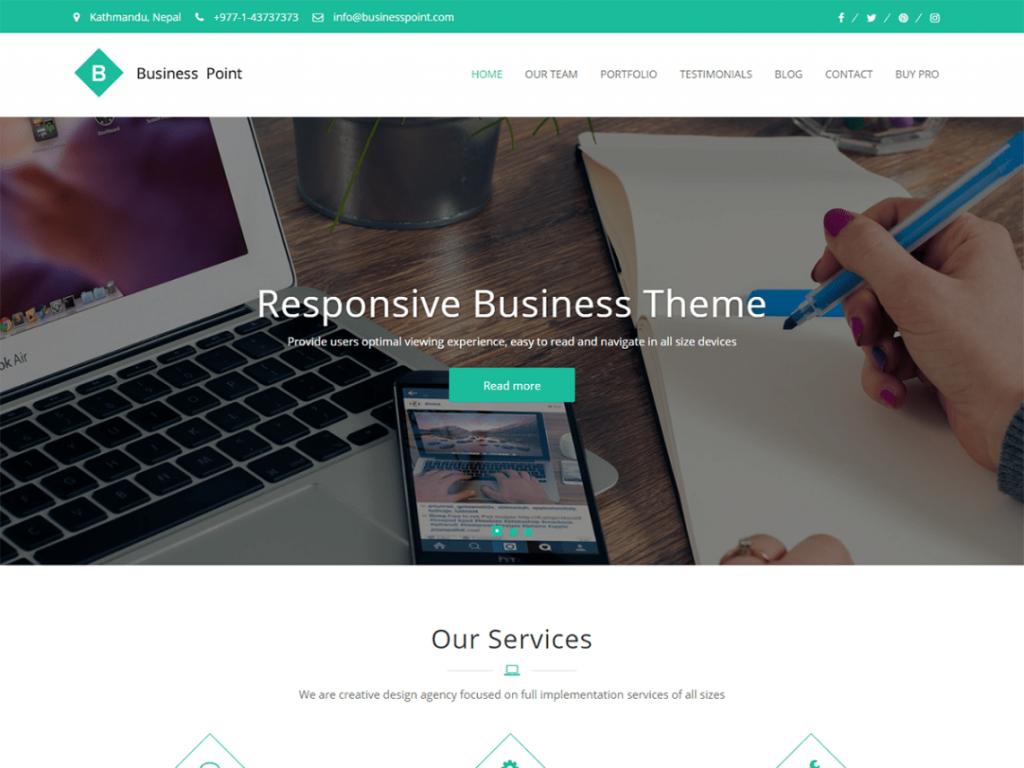 BusinessPoint-top-best-free-responsive-WordPress-themes-EverestThemes