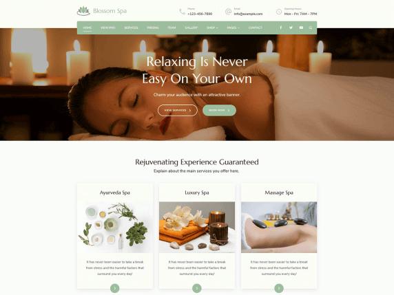 Blossom-Spa-top-best-free-feminine-WordPress-themes-EverestThemes