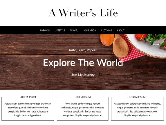 Lifestylepress-top-best-free-WordPress-theme-for-writers-EverestThemes