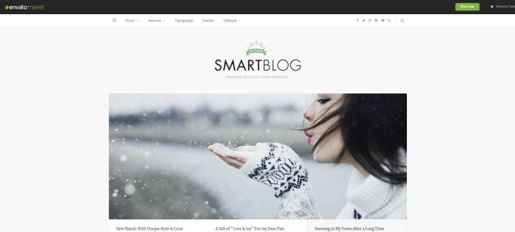 SmartBlog- top-best-premium-WordPress-blog-theme-EverestThemes