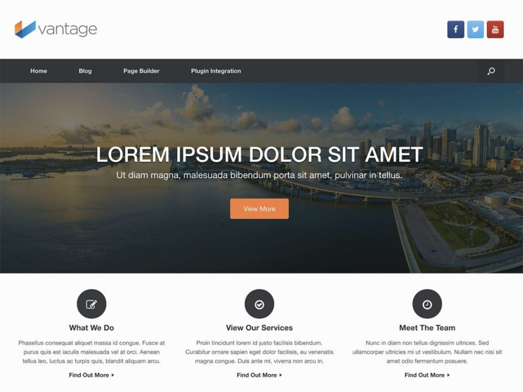 Vantage-best-free-WordPress-themes-for-business-EverestThemes