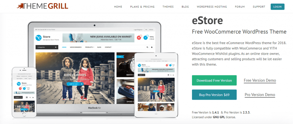 Free News WordPress Theme