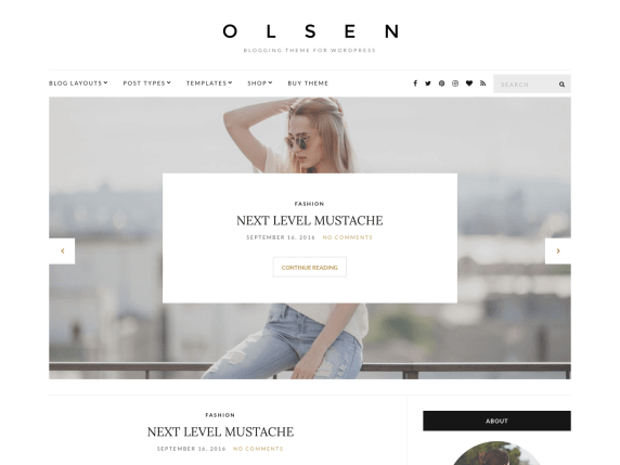 Oslen-best-free-responsive-blog-WordPress-themes-EverestThemes