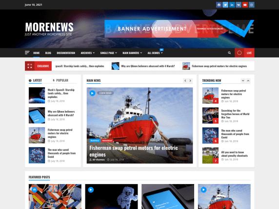 MoreNews-best-freee-news-WordPress-themes-EverestThemes